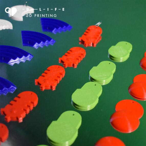 Projet recyclage plastique La Matière X 9LIFE